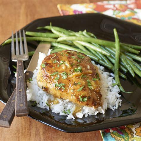 orange sauced chicken recipe myrecipes