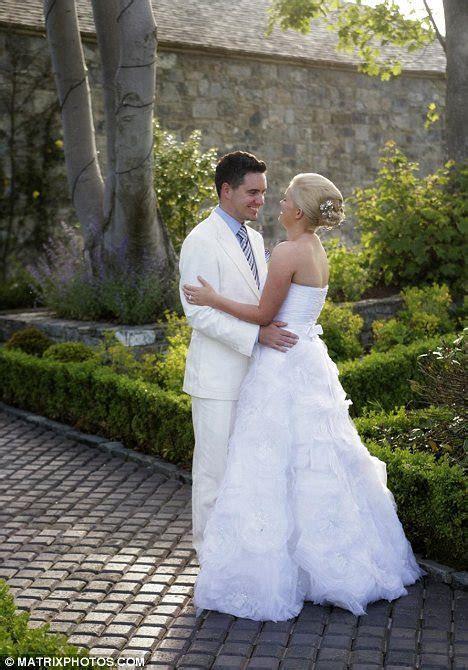 Best selling writer Cecelia Ahern reveals wedding photos