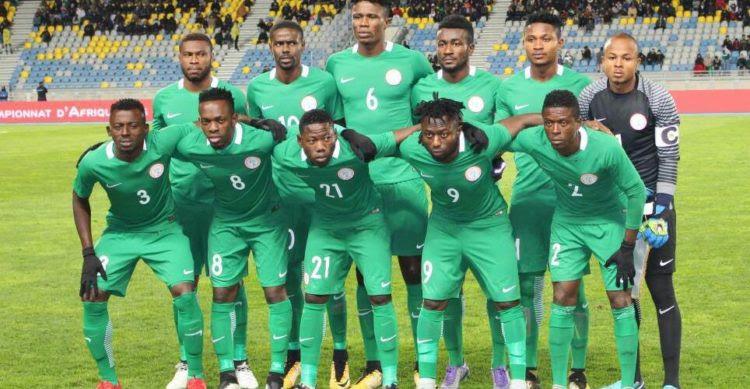 timu ya nigeria