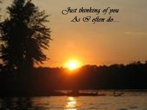Just Thinking Of You Free Thinking Of You Ecards Greeting Cards