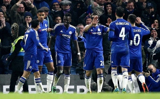 Ahead Chelsea clash against Fulham: We take a look at Chelsea's top five goals