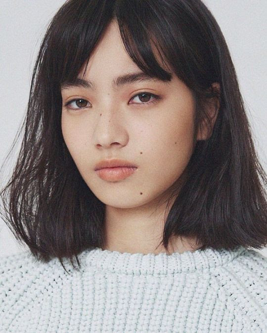 Curtain Bangs The Hottest Hairstyle On Pinterest Right Now