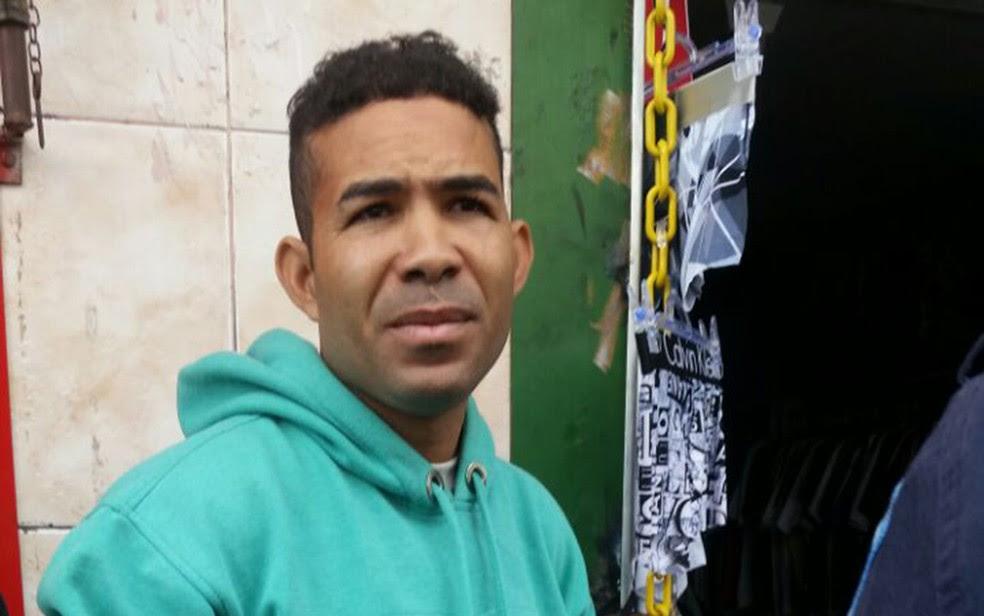 Elenilson Vitor da Silva Damasceno (Foto: Guarda Municipal/Divulgação)