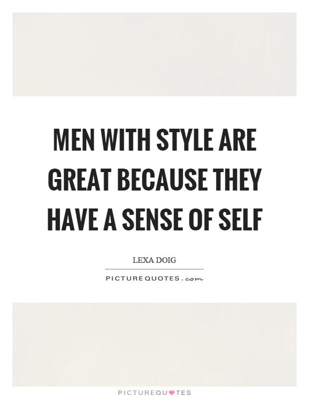 Style Quotes For Men Hd