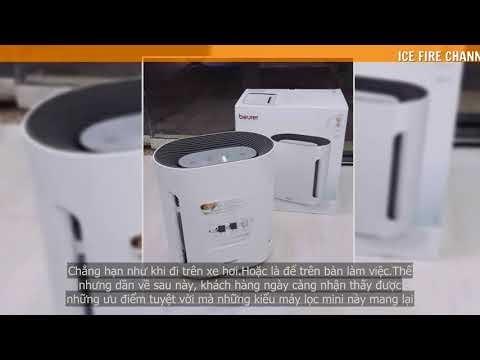 Máy lọc không khí mini có tốt không? Tại sao nên sử dụng máy lọc không k...
