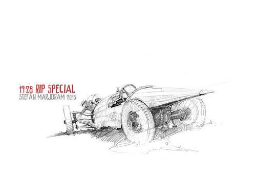 rip special by Stefan Marjoram
