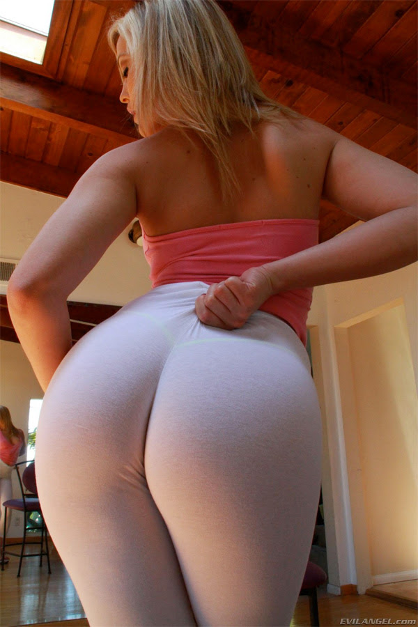 Big Ass Yoga Pants Latina