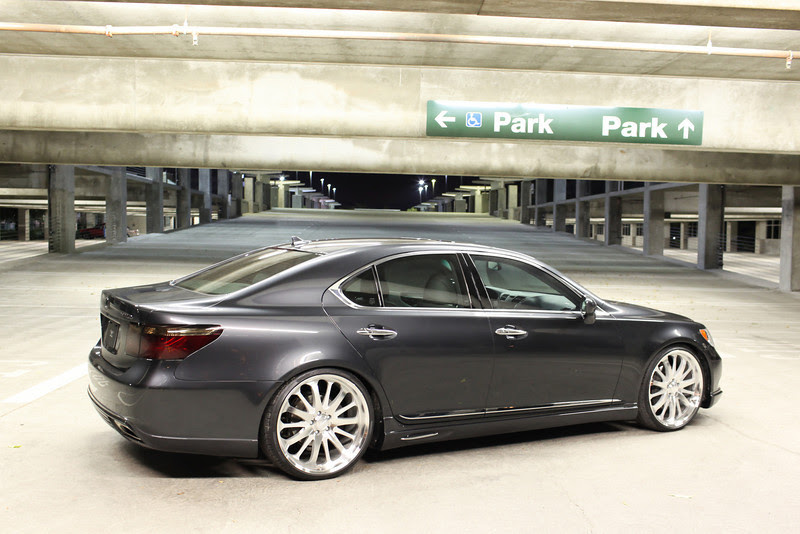 Fs: 2008 wald lexus ls460 - 6SpeedOnline - Porsche Forum and Luxury ...