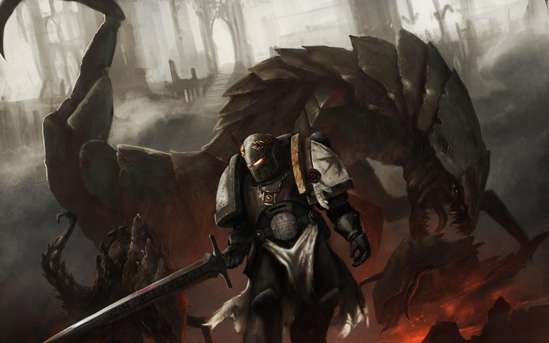 Warhammer 40k Black Templar Wallpaper 77 Images