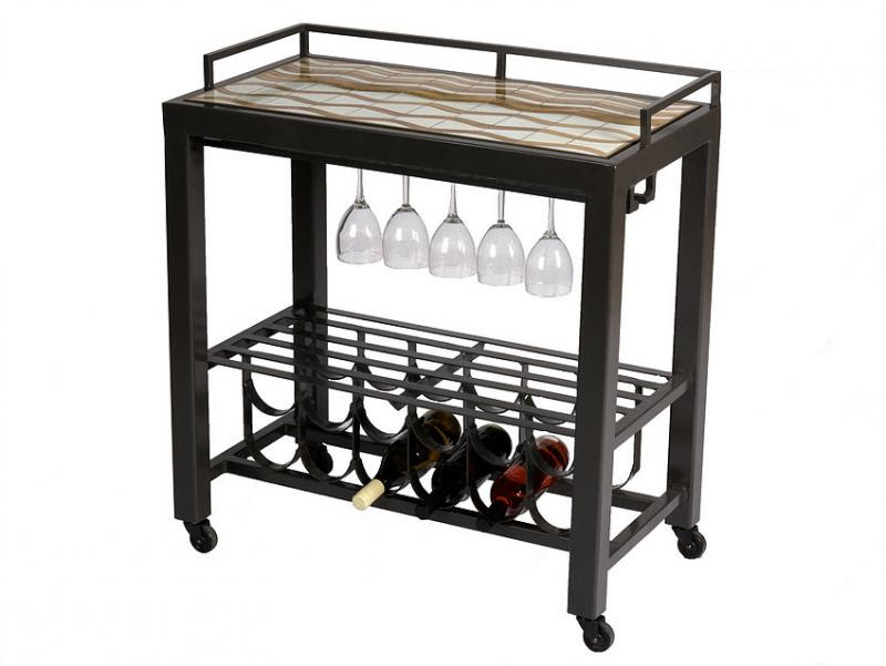 Holiday Patio Furniture - Wrought Iron