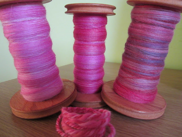 It's got to be Pink March fibre (6)