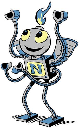 Neatobot by Ape Lad