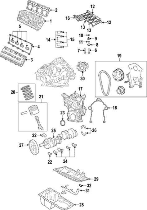 Engine Parts for 2006 Chrysler 300 | Mopar Parts