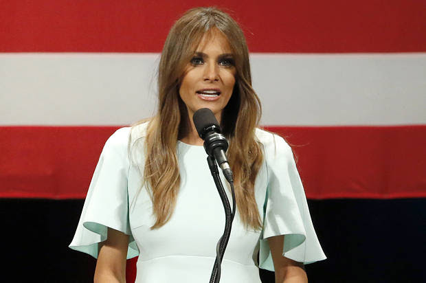 Breaking: Plagiarized portions of Melania Trump's RNC speech not in speechwriter's draft, NBC reports
