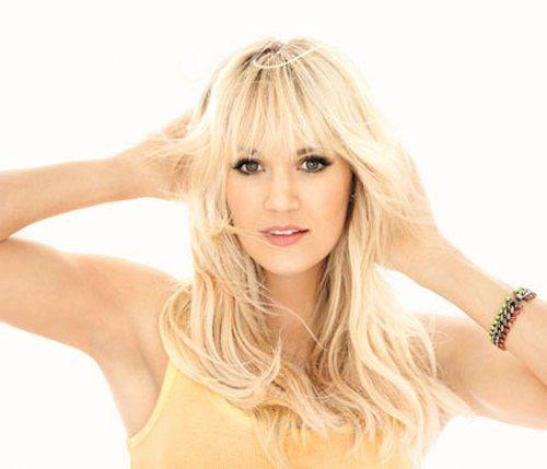 Self - April 2012, Carrie Underwood