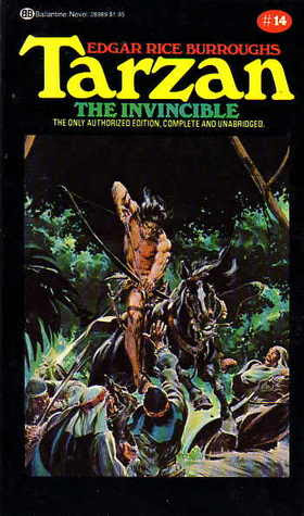 Tarzan the Invincible (Edgar Rice Burroughs' Tarzan, #14)