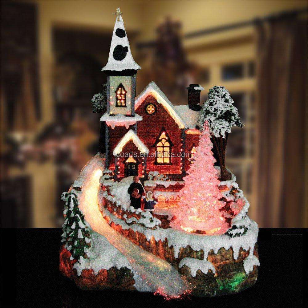Christmas Musical Train Decoration Mobil You