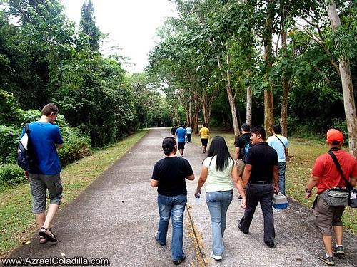 Old Manila Walks tour in Corregidor island