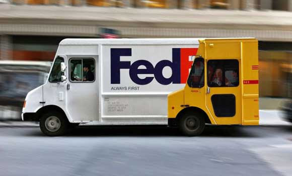 Fedex: Always first truck creative ad