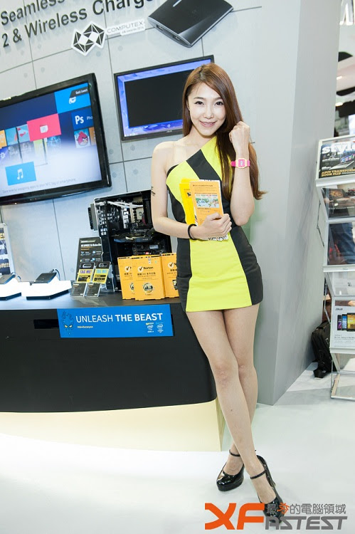 Booth Babes Computex 2014 (36)