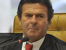 Luiz Fux (Crédito: Wikipedia)