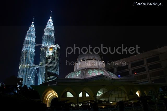 Masjid Asy-Syakirin KLCC Pictures, Images and Photos