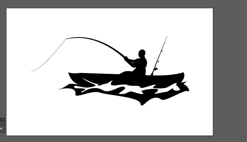 Download Kayak fisherman Vector by TwiztidChevy on DeviantArt