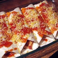 Chicken Enchiladas I Recipe