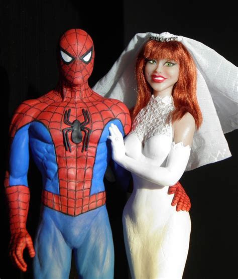 17 Best images about Custom Wedding Cake Topper on