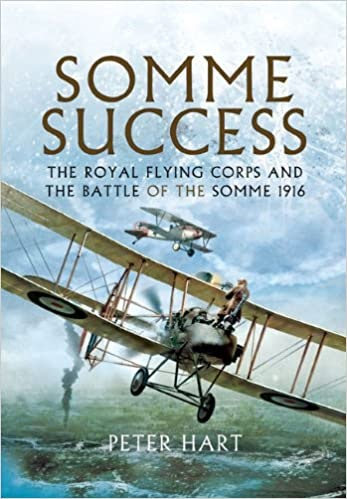 Book Review: Somme Success by Peter Hart
