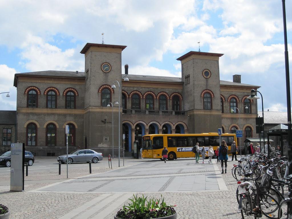 Roskilde Railway Station