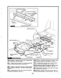 ELECTRIC: 2 Speed Wiper Wire Diagram | '60s Chevy C10