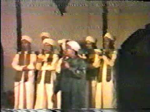 Nasyid: Musafir dalam bahasa Thai. Nadamurni