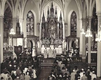 mass pre vatican II