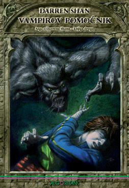 Vampirov pomoćnik  (Saga o Darrenu Shanu - knjiga druga)