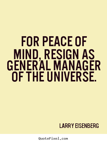 Quotes About Peace Mind 327 Quotes
