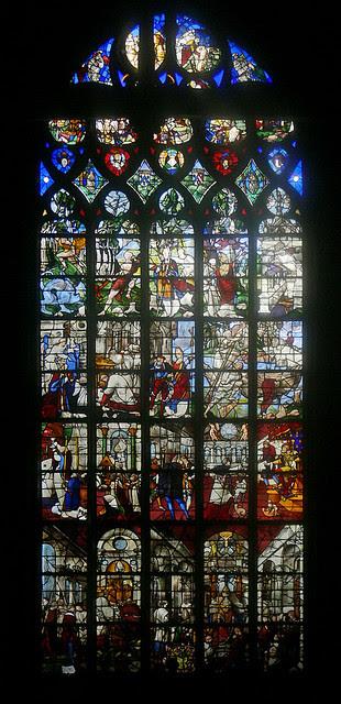 Legend of Saint Romain - St Godard Rouen