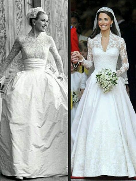 Catherine Middleton's Wedding Dress: Was It Inspired by