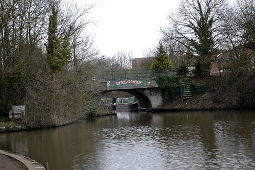 Budbrooke Junction, Grand Union Canal & Saltisford Canal Arm, Warwick