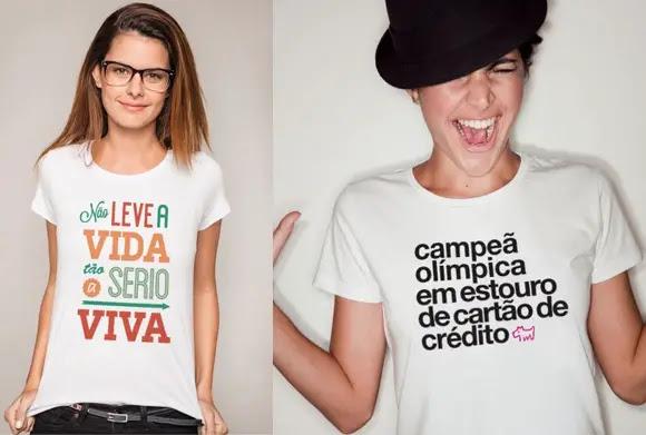 Resultado de imagem para camisetas femininas
