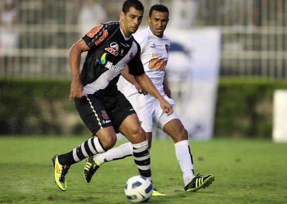 Imagens da partida entra Vasco e Atlético, pelo Campeonato Brasileiro - Andre Portugal/FOTOCOM.NET