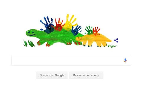 El Tierno Dibujo De Google Para Las Mamás