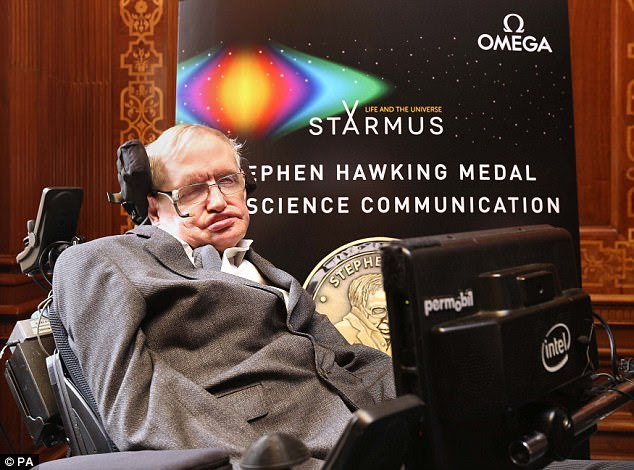 Image result for Stephen Hawking Final Theory About The Big Bang