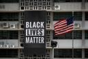 'Black Lives Matter' banner removed at U.S. embassy in South Korea after Trump displeased: sources