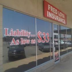 Fred Loya Insurance - Insurance - Abilene, TX - Yelp