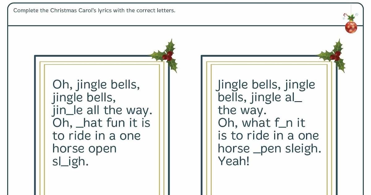 Cuentos Cortos De Navidad En Ingles Para Niños Hábitos De Niños