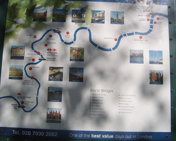 The Riverboat Route