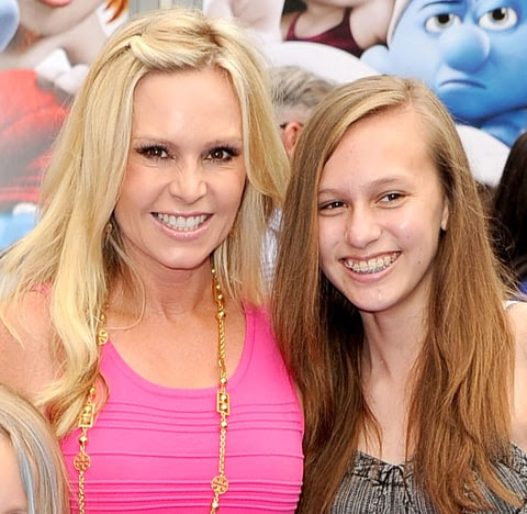 The Real Housewives Blog: Tamra Judge Talks 'Horrible' Relationship With Estranged Daughter ...