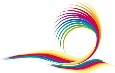 photo rainbow logo png logo graphic