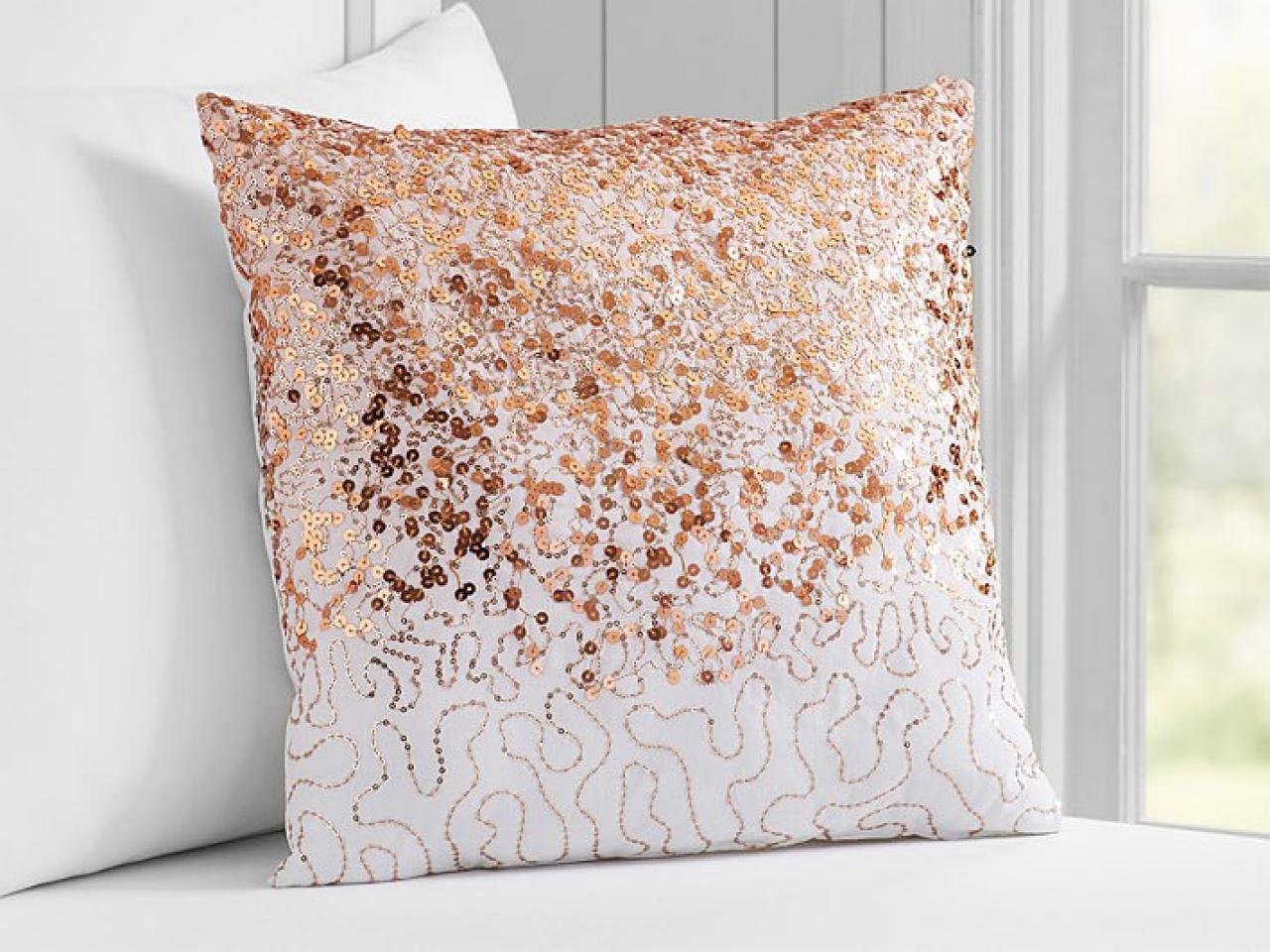 Rose Gold Bedroom Decorating Ideas  HGTVs Decorating  Design Blog  HGTV